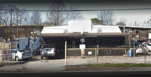 Almeda Victorio Tire Shop